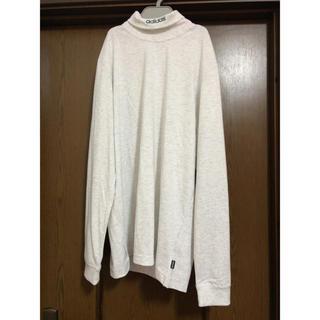 アディダス(adidas)の<未使用>adidas original ハイネックロンT(Tシャツ/カットソー(七分/長袖))