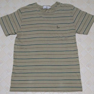 トロイ(TOROY)のTOROY ボーダー 半袖 Tシャツ(Tシャツ/カットソー(半袖/袖なし))