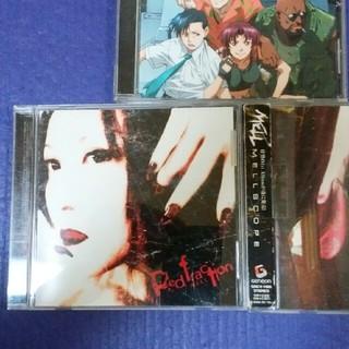ブラックラグーンサントラCD、メルのCD(テレビドラマサントラ)