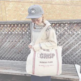 クリスプ(Crisp)のCrisp バッグ(トートバッグ)
