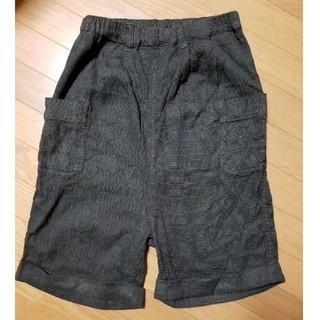 ツムグ(tumugu)のtumugu  ひざ丈パンツ(ハーフパンツ)