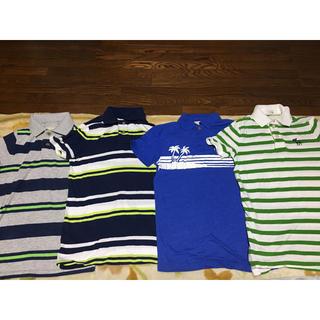 アバクロンビーアンドフィッチ(Abercrombie&Fitch)のHOLLISTERとアバクロのポロシャツ(ポロシャツ)