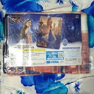 ディズニー(Disney)の【送料込み】ディズニー くるみ割り人形と秘密の王国 プレミアムブランケット  (布団)