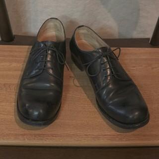 ジルサンダー(Jil Sander)のJIL SANDER ジルサンダー レディース おじ靴 パラブーツ サンダース(ローファー/革靴)