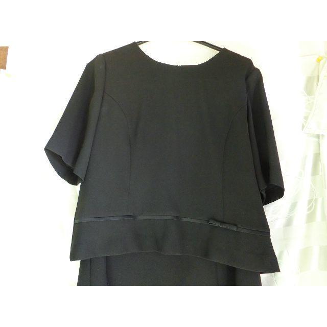 しまむら(シマムラ)のしまむら THEORIA セオリア 喪服 アンサンブル 15号 レディースのフォーマル/ドレス(礼服/喪服)の商品写真