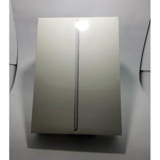 アップル(Apple)の【新品未開封】iPad(6th)WiFiモデル32GBシルバー MR7G2J/A(タブレット)