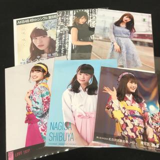 NMB48 - 渋谷凪咲
