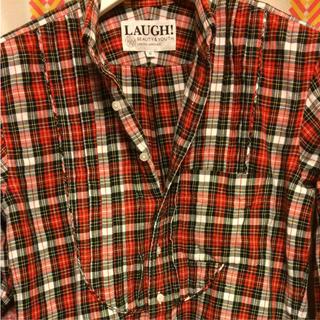 ビューティアンドユースユナイテッドアローズ(BEAUTY&YOUTH UNITED ARROWS)のユナイテッドアローズ ドレス チェック ネル シャツ(シャツ)