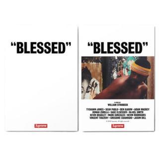 シュプリーム(Supreme)のsupreme BLESSED   DVD &Photo book(外国映画)