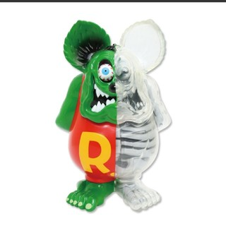 "Supreme - Rat Fink ""X-RAY Full Color Doll"" 即完売 限定品"