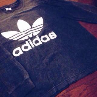 アディダス(adidas)のaddidas original 古着(Tシャツ(長袖/七分))
