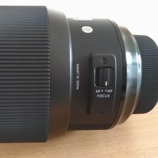 シグマ(SIGMA)のSIGMA ART 85mm 1:1.4 DG ニコンM 綺麗(レンズ(単焦点))