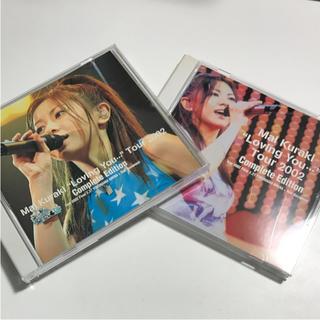 """ギザ(GIZA)の倉木麻衣/""""Loving You…""""Tour 2002 Complete 中古(ポップス/ロック(邦楽))"""