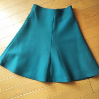 ニジュウサンク(23区)のフレアースカート(ひざ丈スカート)