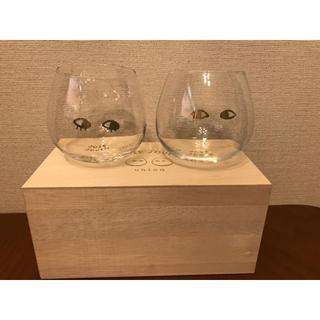 ウニコ(unico)のJOIE JOUER(ジョワジュエ)ゆらゆらグラスセット(グラス/カップ)