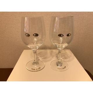 ウニコ(unico)のJOIE JOUER(ジョワジュエ)ワイングラスセット(グラス/カップ)