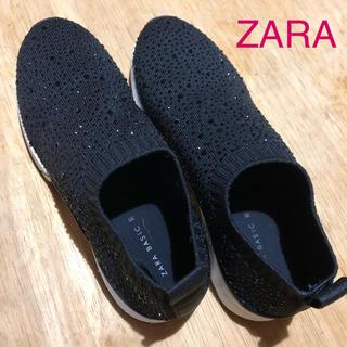 ザラ(ZARA)のZARAのスニーカー(スニーカー)
