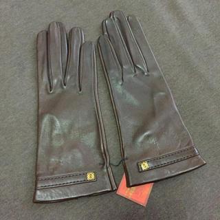 ロエベ(LOEWE)のロエベ 本革手袋 レディース(手袋)