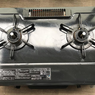 パロマピカソ(Paloma Picasso)のパロマ ガスコンロ プロパン用(IC-N308-R(ガスレンジ)