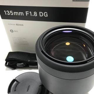 シグマ(SIGMA)のSIGMA 135mm f1.8 DG art ニコン用(レンズ(単焦点))