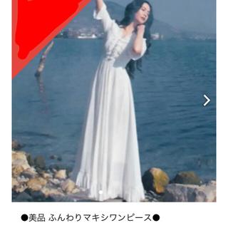 ザラ(ZARA)の白ワンピース 薄め コスプレ 花嫁(ミニドレス)