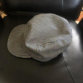 ユニクロ(UNIQLO)のツーウェイの帽子(キャップ)