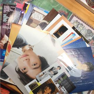 【バラ売り】声優 雑誌切り抜き ポスター ポストカード等(切り抜き)
