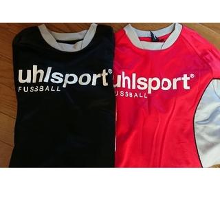 ウールシュポルト(uhlsport)のウールシュポルト 練習着 2枚(ウェア)