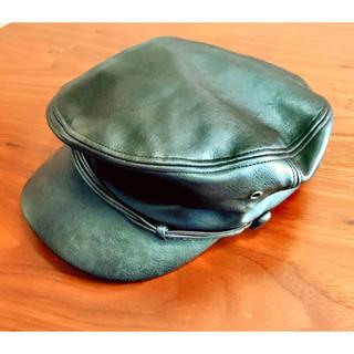 ビームス(BEAMS)の【新品】ビームス ハンチング帽(ハンチング/ベレー帽)