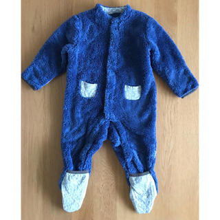 コンビミニ(Combi mini)の美品★combi miniジャンプスーツ(カバーオール)