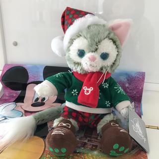 ジェラトーニ - 上海ディズニー ジェラトーニクリスマスぬいぐるみ
