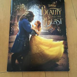 ディズニー(Disney)の美女と野獣 映画パンフレット(外国映画)