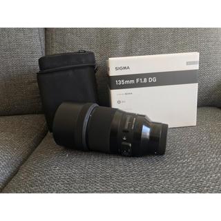 シグマ(SIGMA)のSIGMA 135mm F1.8 Art (sony Eマウント)5年保証付(レンズ(単焦点))