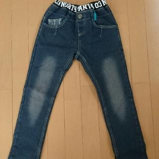 シマムラ(しまむら)のジーンズ風パンツ130 (パンツ/スパッツ)