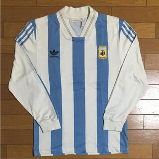 アディダス(adidas)のadidas originals  サッカーシャツ(Tシャツ/カットソー(七分/長袖))