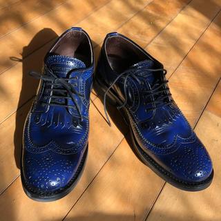エシュン(HESCHUNG)のHeschung エシュン のウイングチップ(ローファー/革靴)