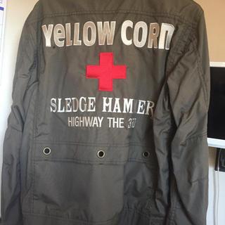 イエローコーン(YeLLOW CORN)のバイク用ジャケット(ライダースジャケット)