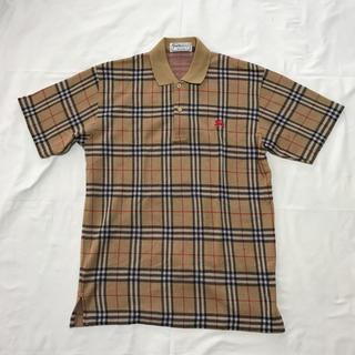 バーバリー(BURBERRY)のBurberrys ノバチェック 半袖 ポロシャツ(ポロシャツ)