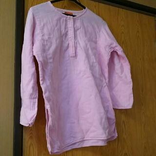 クチャ(cuccia)のコットンシャツ(シャツ/ブラウス(長袖/七分))