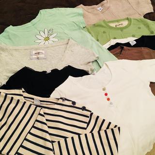 プチバトー(PETIT BATEAU)の【お引越し】プチバトー他Tシャツ福袋(Tシャツ(半袖/袖なし))