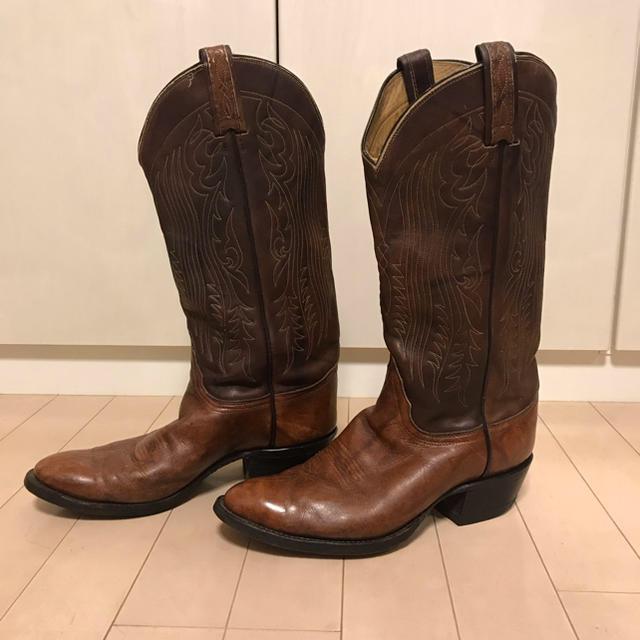 Tony Lama(トニーラマ)のウエスタンブーツ トニーラマ メンズの靴/シューズ(ブーツ)の商品写真