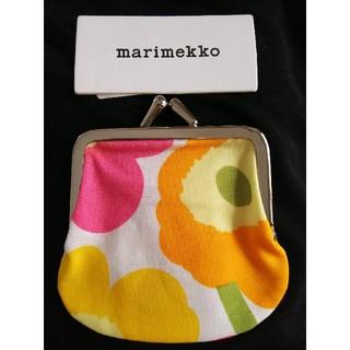 マリメッコ(marimekko)の新品 未使用 マリメッコ marimekko コインケース 小銭入れ 新品未使用(コインケース)