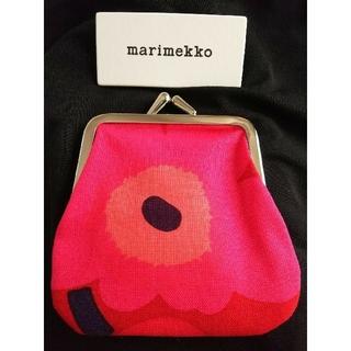 マリメッコ(marimekko)の新品未使用 マリメッコ marimekko コインケース 小銭入れ 新品未使用(コインケース)
