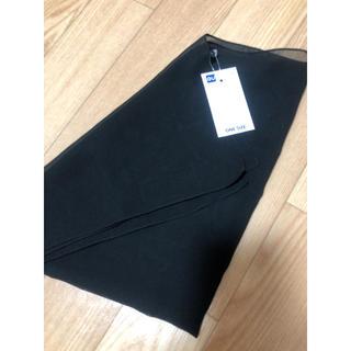 ジーユー(GU)のGU♡シフォンスカーフ(バンダナ/スカーフ)