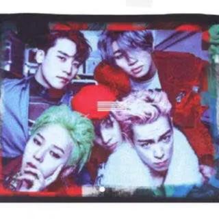 ビッグバン(BIGBANG)のBIGBANG 公式 ソウルコン ブランケット(K-POP/アジア)