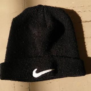 ナイキ(NIKE)の値下げ❕NIKEニット帽 (ニット帽/ビーニー)