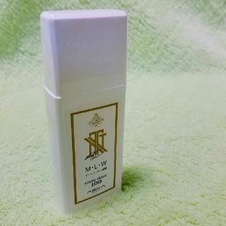 アスカコーポレーション(ASKA)の新品★MLWオールインワン洗顔 天然成分100% アスカ 自然派 無添加(洗顔料)