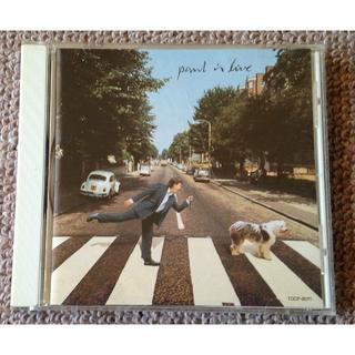 PAUL McCARTNEY(ポール・マッカートニー)  (ポップス/ロック(洋楽))