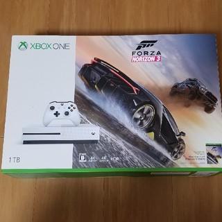 エックスボックス(Xbox)のXbox One S 1TB Ultra HD Forza Horizon 3 (家庭用ゲーム機本体)