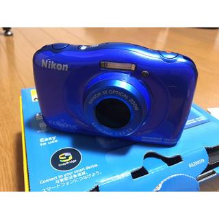 ニコン(Nikon)の[ニコン COOLPIX W100]デジタルカメラ(コンパクトデジタルカメラ)